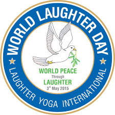 laughter yoga laughyourselfhealthy world peace symbol