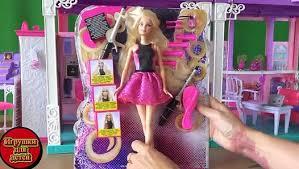 <b>5</b>:22 <b>Барби</b> кукла волосы <b>Набор</b> для игр <b>стиль</b> ООН ООН ООН ...
