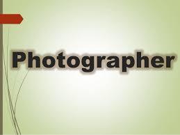 「photographer word」の画像検索結果