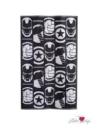 <b>Детское полотенце</b> avengers (50х80 см) из махры <b>marvel</b> в Москве