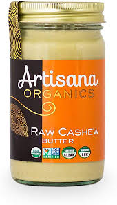 Artisana <b>Organics</b> - <b>Cashew Butter</b>, Certified organic, RAW and non ...
