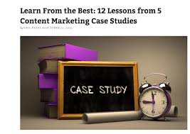 Marketing and Case Study Pinterest