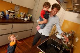 chore doing dads more likely to have girls non traditional jobs