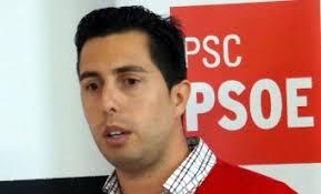 """Canarias - Noticias - Política - Ramos: """"Alcaraz y Hernández dejan paso al nuevo. Alejandro Ramos, secretario general y próximo concejal del PSOE de Telde - alejandro_ramos_glez_psoe"""