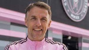 David Beckham: Phil Neville appointment as <b>Inter Miami</b> boss not ...