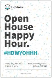 top 25 ideas about open house invitation open house happy hour invitation