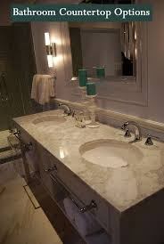 bathroom vanities tops choices choosing countertops: there are more choices than ever for bathroom countertops here are a few of the