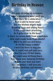 Happy Birthday To My Son In Heaven Quotes. QuotesGram via Relatably.com