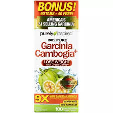 Purely Inspired, <b>Garcinia Cambogia+</b>, <b>100</b> Veggie Tablets