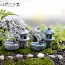 1pc <b>Vintage</b> Miniature Landscaping Garden Home <b>Decoration</b> ...