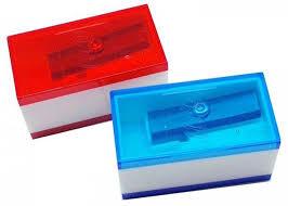 LEGO <b>Точилка</b> цвет синий красный 2 шт 51496 — купить в ...