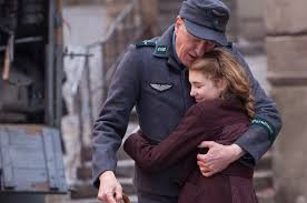 period film the book thief the motion pictures hans and liesel image via wallchips