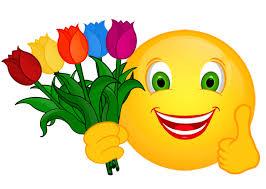 Bildergebnis für smiley kostenlos frühling
