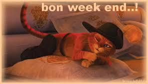 """Résultat de recherche d'images pour """"bon week end gif"""""""