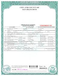 birth certificate template for microsoft word example xianning birth certificate template for microsoft word example san francisco birth certificate template ids ms