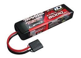 <b>Аккумулятор 5000mAh 11.1</b>v 3-Cell 25C LiPo <b>Battery</b> - <b>RC</b> Today