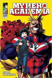 My Hero Academia, Vol. 1 (1) (9781421582696 ... - Amazon.com