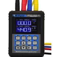 MR2.0 PRO+ <b>4</b>-<b>20mA Signal Generator Calibration</b> Current Voltage ...