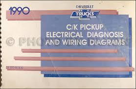 1990 chevy c k pickup wiring diagram manual original 1990 Chevy 1500 Wiring Diagram 1990 Chevy 1500 Wiring Diagram #20 1990 chevy k1500 wiring diagram