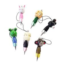 <b>30 Pcs Lot</b> New Cute <b>Cartoon</b> Animal <b>Ball Point Pen</b> Office School ...