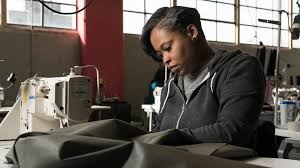 unique coat offers warmth and job opportunities for homeless coats that convert to sleeping bags are being made for the homeless in detroit