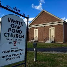 White Oak Pond Christian Church (DOC)