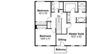 Compact yet Spacious Economical House Plan   DA   nd Floor    Reverse Floor Plan Pinit white