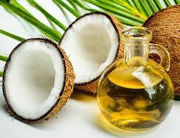 Hasil gambar untuk minyak kelapa dan lemon