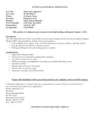 sample resume for data entry clerk position cipanewsletter resume data entry clerk headline quotes operator professional