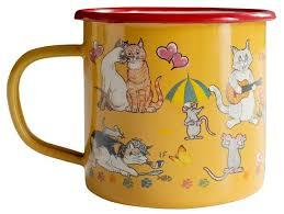 "<b>Gift</b>'n'<b>Home Кружка</b> ""Кошки-Мышки"" 400мл — купить по выгодной ..."