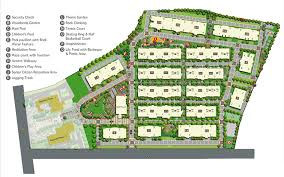 BHK Row Houses Apartments For Sale In Nashik   Ashok AstoriaMaster Plan  middot  Floor Plans