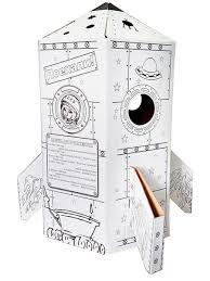 "<b>Игровой</b> набор из картона ""Ракета"" <b>Балуем и</b> Балуемся 8163939 ..."