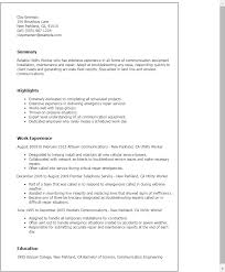 Professional Utility Worker Templates to Showcase Your Talent