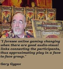 Quotes by Gary Gygax @ Like Success via Relatably.com