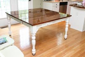 Restaining Kitchen Table Deja Vu I Think Ive Done This Before