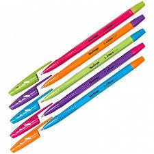 <b>Ручка шариковая Berlingo</b> Tribase Fuze, синяя, 0,7 мм купить в ...