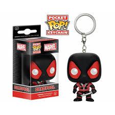 <b>Брелок</b> Дэдпул (Черный костюм)    POP! Keychain <b>Deadpool</b> ...