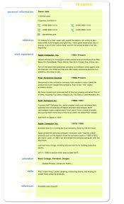 resume tip tuesday lessons from steve jobs resume careerbliss steve job s resume
