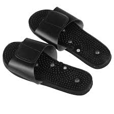 Heating Vibrator Electric <b>Tens</b> Massage <b>tens</b> slipper for electrotherapy