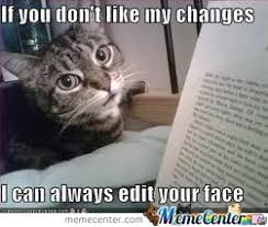 Aggressive Cat Is Aggressive by airplanemode - Meme Center via Relatably.com