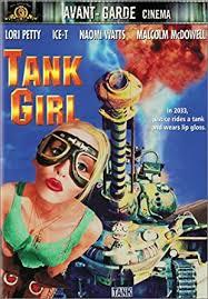 Tank Girl: Lori Petty, Ice-T, Naomi Watts, Don Harvey ... - Amazon.com
