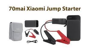 XIAOMI <b>70mai Jump Starter</b> обзор и тесты. Сравнение с Lunda 19 ...