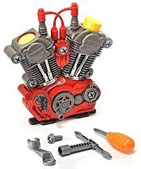 Buy Toys Bhoomi Build Your Own <b>Motorcycle Engine</b> Overhaul <b>Set</b> ...