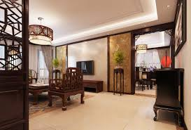 living room tv wall partition chinese style living room tv wall and wooden partition d house