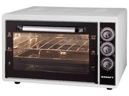 Купить <b>мини</b>-<b>печь</b>, ростер <b>KRAFT KF</b>-<b>MO</b> 3801 W белый по цене ...
