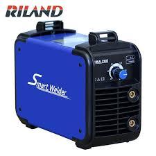 <b>RILAND Smart Welder MMA</b> 200 MINI MMA Welder Portable ARC ...