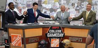 Where will College GameDay visit each week of the 2018 season ...
