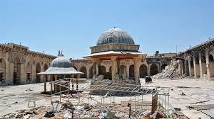Résultats de recherche d'images pour «mosquée des omeyyades alep»