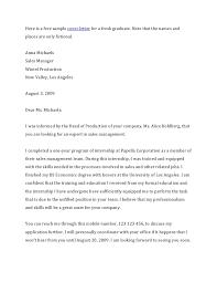 Cover Letter Sample For Fresh Graduate Hrm Best Resignation Letter     Results Career Faqs University Application