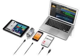 <b>IK Multimedia iRig Mic</b> Studio – портативный цифровой <b>микрофон</b> ...